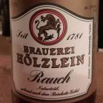 Brauerei Hölzlein/Lohndorf: Rauch (Nr. 1885)