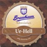 Brauhaus Schweinfurt/Schweinfurt: Ur-Hell (Nr. 1143)