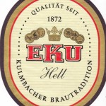EKU (Kulmbacher AG)/Kulmbach: Hell (Nr. 1179)