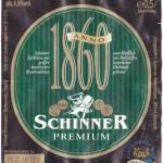 Schinner/Bürgerbräu (gebraut bei Kaiser/Neuhaus)/Bayreuth: Edel Pils (Nr. 1144)