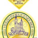 Alte Klosterbrauerei Trunk/Vuerzehnheiligen: Nothelfer Bio-Weisse (Nr. 34)