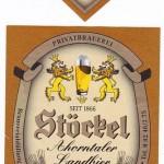 Stöckel/Hintergrereuth: Ahorntaler Landbier (Nr. 42)