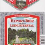 Brauerei Ott/Oberleinleiter: Export (Nr. 219)