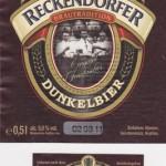 Schlossbrauerei Reckendorf/Reckendorf: Dunkelbier (Nr. 231)