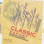 Klosterbrauerei Weißenohe/Weißenohe: Classic Export (Nr. 94)