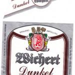 Brauerei Wichert/Oberwallenstadt: Dunkel (Nr. 116)