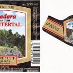 Brauerei Ott/Oberleinleiter: Oberladara (Nr. 206)
