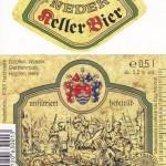 Brauerei Neder/Forchheim: Keller Bier (Nr. 111)
