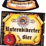 Brauerei Reuter/Unternbibert: Vollbier (Nr. 134)