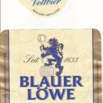 Blauer Löwe/Höchstadt a.d. Aisch: Vollbier (Nr. 125)