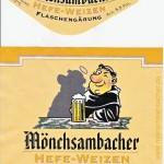 Privatbrauerei Zehendner/Mönchsambach: Hefe-Weizen (Nr. 113)