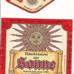 Brauerei Sonne/bischberg: Urtyp Hell (Nr. 136)