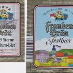 Franken Bräu/Mitwitz: Festbier (Nr. 153)