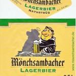 Brauerei Zehendner/Mönchsambach: Lagerbier (Nr. 144)