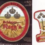 Brauerei Drei Kronen/Scheßlitz: Schäatzer Rogg'n (Nr. 159)