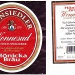 Hönicka Bräu/Wunsiedel: Wonnesud (Nr. 151)