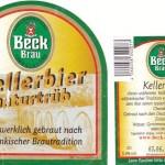 Beck Bräu/Trabelsdorf: Kellerbier (Nr. 161)