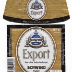 Schwind Bräu/Aschaffenburg: Export (Nr. 186)