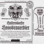 Brauerei Rittmayer/Hallerndorf: Hallerndorfer Hausbrauerbier (Nr. 185)