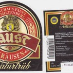 Brauerei Faust/Miltenberg: Kräusen (Nr. 171)