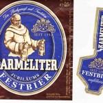 Karmeliter Bräu/Salz: Jubiläums Festbier (Nr. 188)