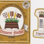 Brauerei Fischer/Greuth: Lagerbier (Nr. 224)
