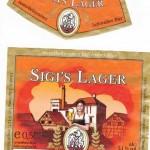 Brauerei Friedmann/Gräfenberg: Siggi's Lager (Nr. 236)