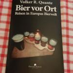 Bier&Buch: Volker Quante: Bier vor Ort