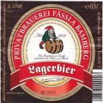 Brauerei Fässla/Bamberg: Lagerbier (Nr. 83)
