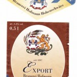 Brauerei Hofmann/Hohenschwärz: Export (Nr. 132)