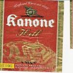 Brauerei Kanone/Schnaittach: Hell (Nr. 123)
