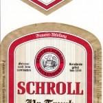 Brauerei Schroll/Reckendorf: Urtrunk (Nr. 130)