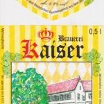 Brauerei Kaiser/Grasmannsdorf: Kaiser-Pils (Nr. 242)
