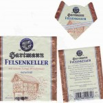 Brauerei Hartmann/Würgau: Felsenkeller (Nr. 241)
