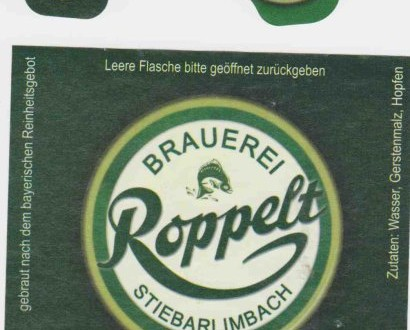 Roppelt Bier Scout