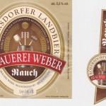 Brauerei Weber/Röbersdorf: Rauch (Nr. 251)