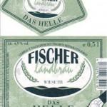 Brauerei Fischer/Wieseth: Das Helle (Nr. 261)