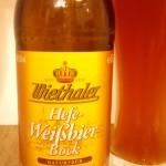 Brauerei Wiethaler/Neunhof: Hefe-Weißbierbock (Nr. 1986)