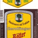 Rötter/Gerolfing: Rötter Privat (Nr. 279)