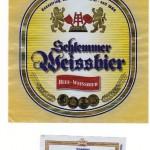 Brauerei Kesselring/Marktsteft: Schlemmerweissbier (Nr. 272)