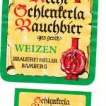 Heller Bräu Trum/Bamberg: Aecht Schlenkerla Rauchbier Weizen (Nr. 283)