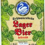 Schwanenbräu/Burgebrach: Lagerbier (Nr. 293)