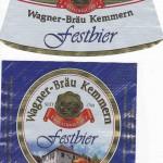 Wagner Bräu/Kemmern: Festbier (Nr. 266)