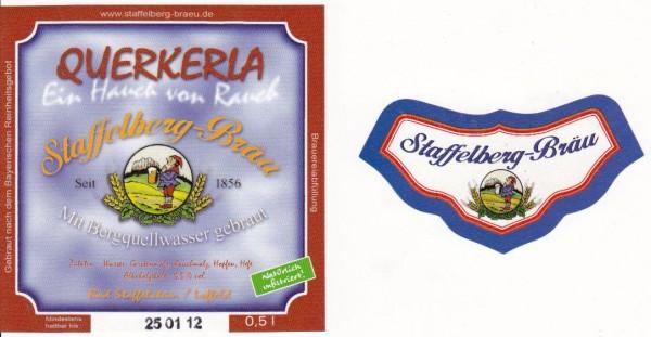 Staffelberg Bräu/Loffeld: Querkerla (Nr. 284)