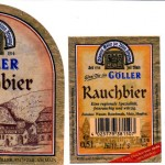 Brauerei Göller/Zeil a. Main: Rauchbier (Nr. 282)