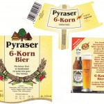 Pyraser/Pyras: 6-Korn Bier (Nr. 268)