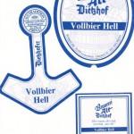 Brauerei Alt/Dietzhof: Vollbier Hell (Nr. 297)