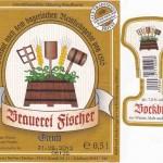 Brauerei Fischer/Greuth: Bockbier (Nr. 311)