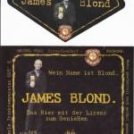 Meusel Bräu/Dreuschendorf: James Blond (Nr. 314)