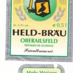 Heöd Bräu/Oberailsfeld: Hefe-Weizen (Nr. 320)